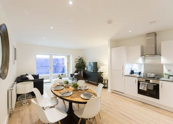 Thumbnail 2 bedroom flat for sale in 30 Brumwell Avenue, Woolwich