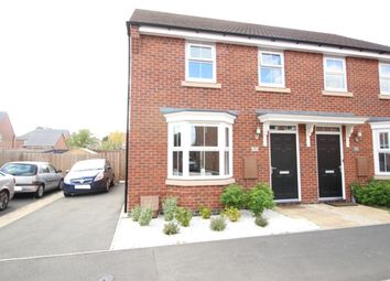 Thumbnail 3 bed semi-detached house for sale in Henry Close, Worksop
