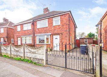 Thumbnail 3 bed semi-detached house for sale in Rowan Drive, Kirkby-In-Ashfield, Nottingham