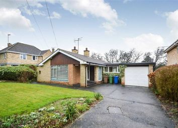 Thumbnail 3 bed detached bungalow for sale in Elveley Drive, Westella, East Riding Of Yorkshire