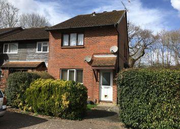 Thumbnail 1 bedroom maisonette to rent in Kingsley Gardens, Totton, Southampton