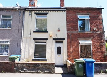 Thumbnail 2 bedroom terraced house for sale in Corporation Street, Mansfield