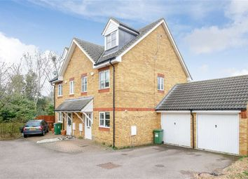 Thumbnail 3 bed semi-detached house for sale in Hilbre Court, Tattenhoe, Milton Keynes