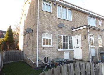 Thumbnail 1 bed flat for sale in Martin Court, Eckington, Sheffield, Derbyshire