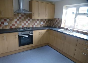Thumbnail 3 bed semi-detached house to rent in Rugby Road, Rainworth, Mansfield