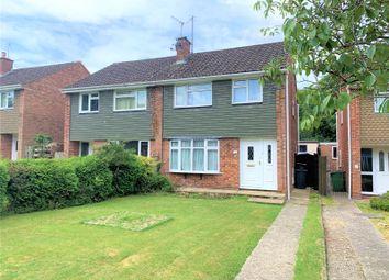 3 bed semi-detached house for sale in Rutherford Walk, Tilehurst, Reading, Berkshire RG31