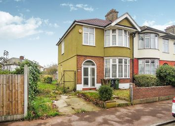 Thumbnail 3 bedroom end terrace house for sale in Melford Avenue, Barking