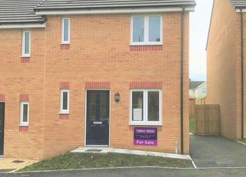 Thumbnail 3 bedroom semi-detached house for sale in Clos Coed Derw, Penygroes, Llanelli