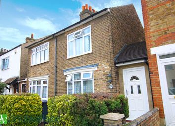 Thumbnail 2 bed semi-detached house for sale in Eleanor Road, Waltham Cross