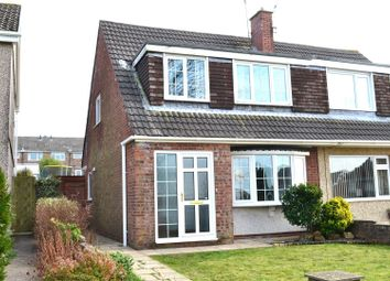 Thumbnail 3 bedroom semi-detached house for sale in Graig Y Bwldan, Dunvant, Swansea