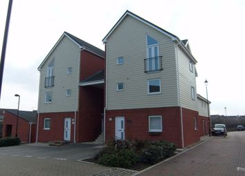 Thumbnail 1 bed flat to rent in Onyx Drive, Sittingbourne, Kent
