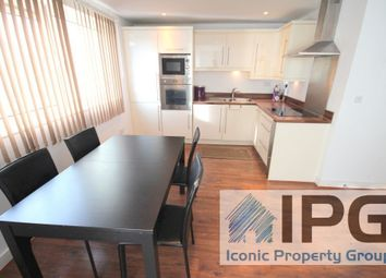 Thumbnail 2 bed flat to rent in Gallions Road E16, London,