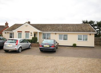 Thumbnail 3 bed detached bungalow for sale in Market Road, Bradwell, Great Yarmouth