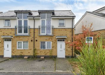 Thumbnail 3 bed property for sale in Brazier Crescent, Northolt, Middlesex
