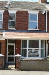 Thumbnail 3 bed terraced house to rent in Hill Street, Hunstanton