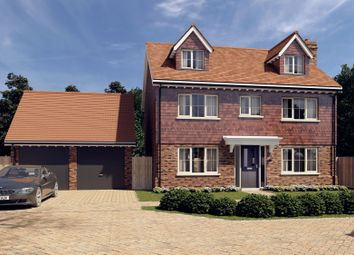 Thumbnail 5 bed detached house for sale in Hubbards Lane, Boughton Monchelsea