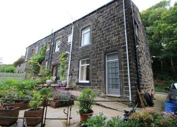 Thumbnail 3 bed end terrace house for sale in Glen View, Glen View Road, Hebden Bridge, West Yorkshire
