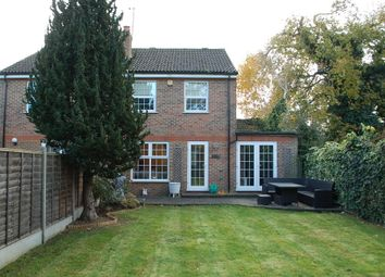 Thumbnail 3 bed semi-detached house for sale in Batavia Road, Sunbury-On-Thames