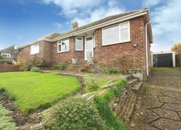 Thumbnail 2 bed semi-detached bungalow for sale in Hope Road, West End, Southampton