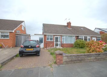 Thumbnail 3 bed semi-detached house for sale in Kingsley Road, Haslington, Crewe