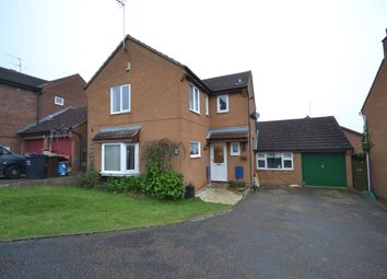 Thumbnail 4 bed detached house for sale in Aviemore Gardens, West Hunsbury, Northampton