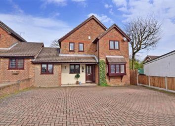 Thumbnail 4 bed link-detached house for sale in Heath Road, Ramsden Heath, Billericay, Essex