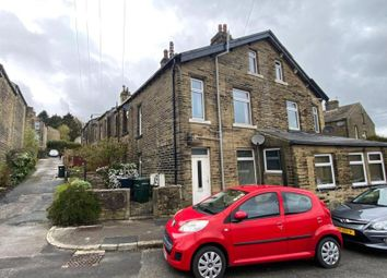 Thumbnail 2 bed end terrace house for sale in Cold Street, Haworth, Keighley