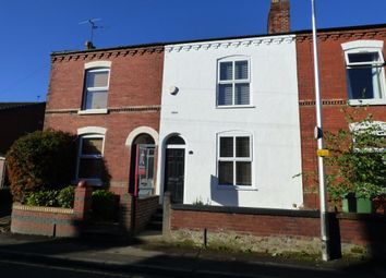 Thumbnail 2 bed terraced house for sale in Napier Street, Hazel Grove, Stockport