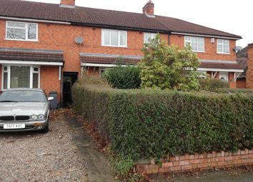 Thumbnail 3 bed terraced house for sale in Cranmore Boulevard, Shirley, Solihull, West Midlands