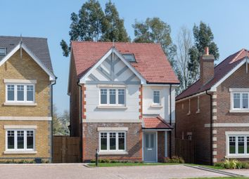 Thumbnail 4 bed detached house for sale in Plot 16, Compass Fields, Bucks Avenue, Watford