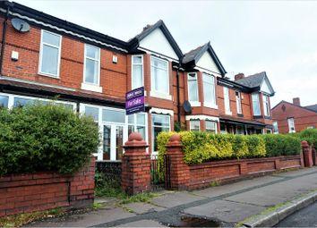Thumbnail 3 bedroom terraced house for sale in Platt Lane, Manchester