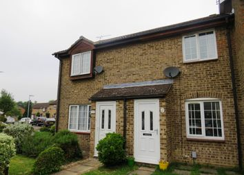 Thumbnail 2 bed terraced house for sale in Vanbrugh Drive, Houghton Regis, Dunstable