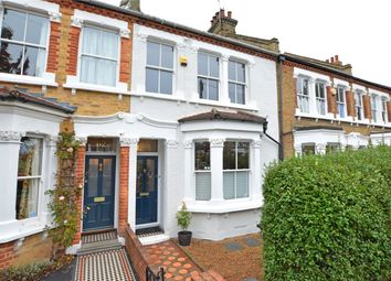 Thumbnail 3 bed terraced house for sale in Effingham Road, Lee, London