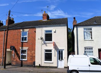 Thumbnail 2 bedroom end terrace house for sale in Dudley Road, Grantham