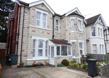 Thumbnail 3 bed flat to rent in Westbourne Park Road, Westbourne, Bournemouth