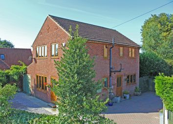 Thumbnail 3 bed detached house for sale in Brayton Lane, Brayton, Selby