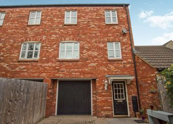 Thumbnail 4 bedroom end terrace house for sale in Star Avenue, Stoke Gifford, Bristol