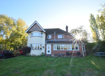 Thumbnail 5 bed detached house for sale in Low Street, Bardwell, Bury St. Edmunds, Suffolk