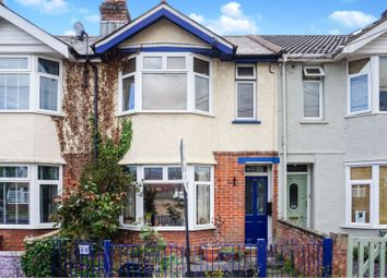 Thumbnail 3 bed terraced house for sale in Downs Park Road Eling, Totton Southampton