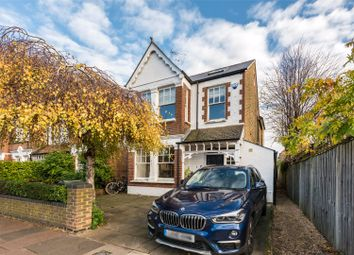 Thumbnail 6 bed detached house for sale in Nassau Road, Barnes, London