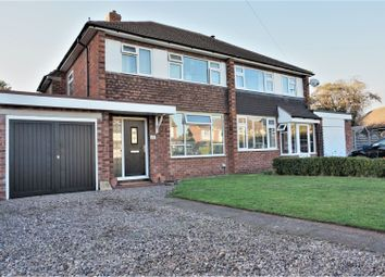 Thumbnail 3 bed semi-detached house for sale in Redlock Field, Lichfield