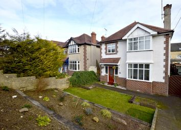 Thumbnail 3 bedroom detached house for sale in Cashes Green Road, Cashes Green, Gloucestershire
