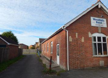 Thumbnail 1 bed flat to rent in Woodfalls Band Hall, Vale Road, Woodfalls, Wiltshire