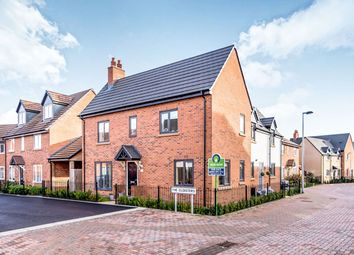 Thumbnail 4 bedroom detached house for sale in The Cloisters, Lawley Village, Telford