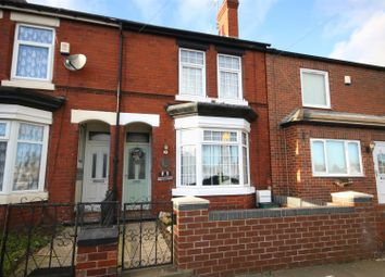 Thumbnail 3 bed end terrace house for sale in Askern Road, Bentley, Doncaster