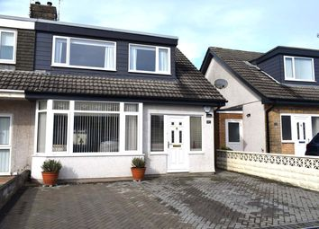 Thumbnail 3 bed bungalow for sale in West Park Drive, Nottage, Porthcawl