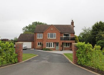 Thumbnail 4 bed detached house for sale in Skelton, Goole