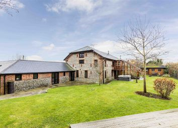 Thumbnail 6 bedroom detached house for sale in Merston, Chichester