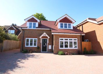 Thumbnail 4 bed detached house to rent in Benner Lane, West End, Woking