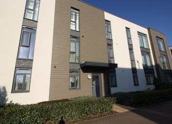 Thumbnail 2 bed flat for sale in Cunningham Court, Taunton